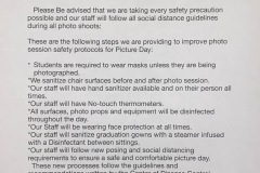 COVID 19 SAFETY GUIDELINES